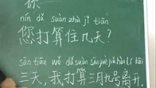 [Useful Chinese sentence-hotel-eChineselearning.com] Video