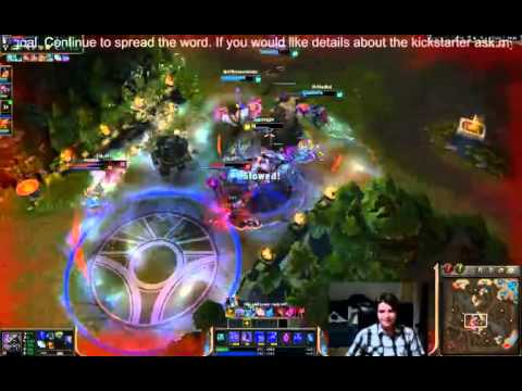Kata's First Jungle Pentakill video