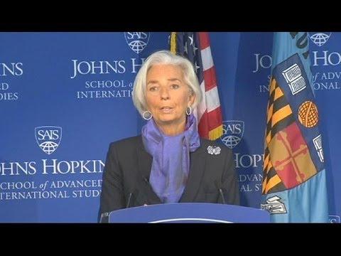 IMF Başkanı Lagarde'dan Avrupa Merkez Bankası'na çağrı - economy