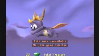 Spyro: Year of the Dragon [v.1.1] [LibCrypt] [DEMO]