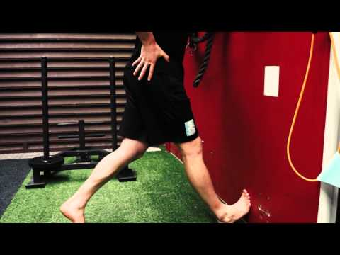 Ankle Flexibility