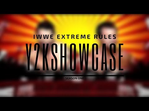 iWWE Extreme Rules S1