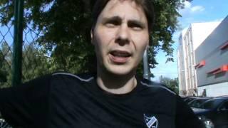 KalPan päävalmentaja Tuomas Tuokkolan haastattelu Bratislavasta 10.8.2011