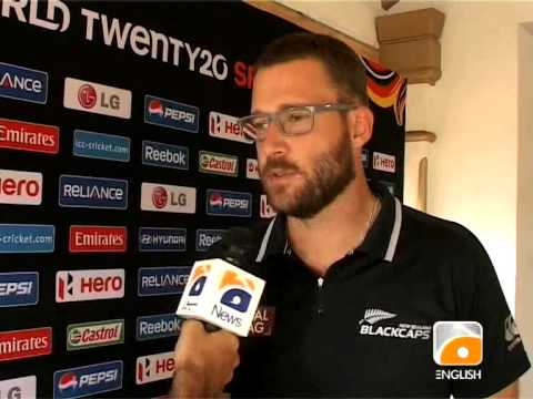 Daniel Vettori - Cricketer New Zealand