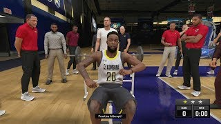 NBA COMBINE TRY-OUTS! THIS IS IMPOSSIBLE! NBA 2K20 MyCareer Ep 6