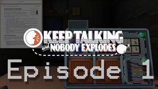 SO INTENSE! | Keep Talking and Nobody Explodes