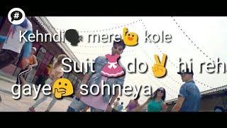 Naah Harrdy Sandhu Feat Nora Fatehi Jaani B Praak Official Music Audio Latest Song 2017