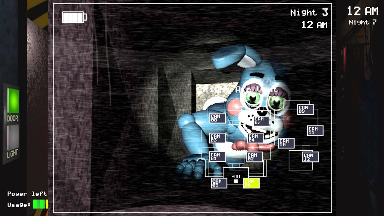 New Bonnie Gameplay Pictures Five Nights At Freddy S 2