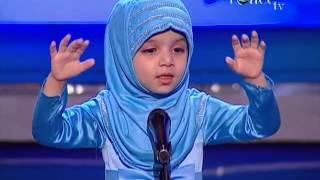 AMAZING 4 Year Old Explains Islam - Best Speech MashAllah