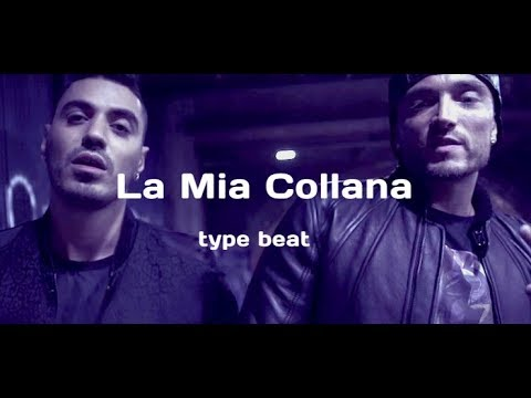 Guè Pequeno x Marracash - La Mia Collana ||Type Beat