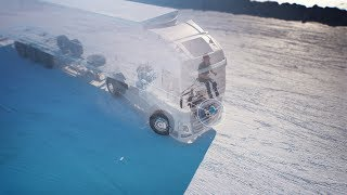 Volvo Trucks - New safety features designed to save lives