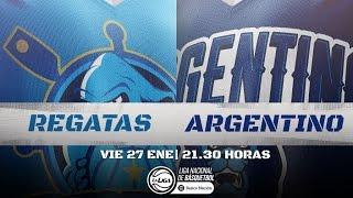Регатас Корриентес : Аргентино Хунин