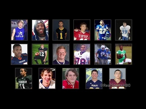 The Dangers of Youth Football: Real Sports Trailer (HBO)