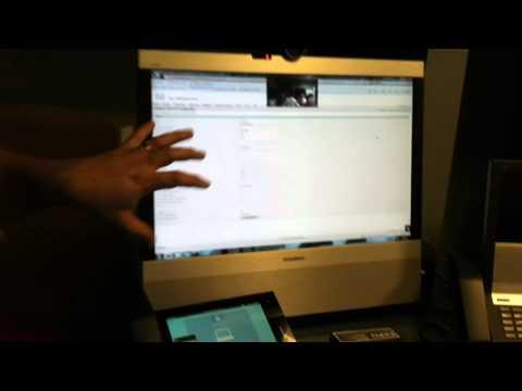Cisco EX90 Digital Signage, Remote Expert and Recording