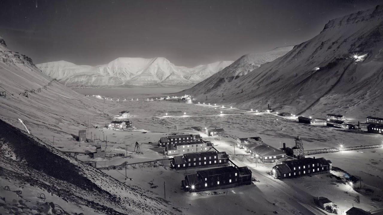 Longyearbyens historie: Sverdrupbyen