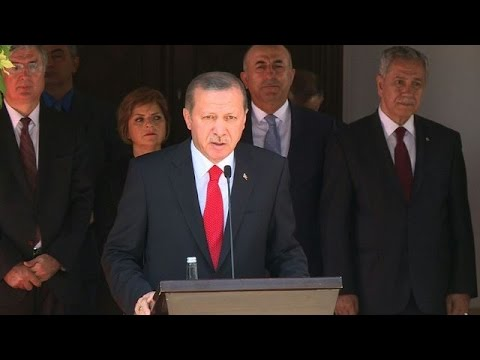 Erdogan in Cyprus: reunification opportunity