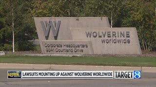 Lawsuits against Wolverine Worldwide mounting