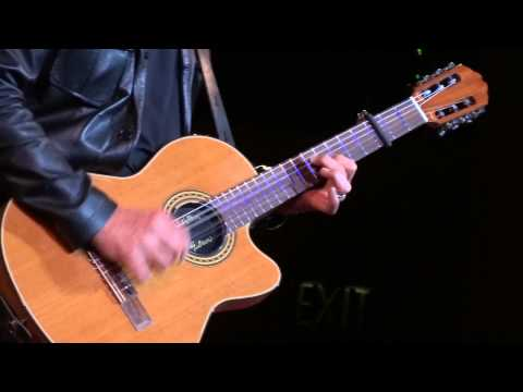 Lindsey Buckingham 'Big Love' at the Crest Theatre on 5/13/12