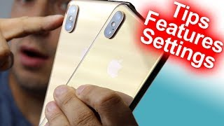 How To Use The iPhone XS & XS Max Camera Tutorial - Tips & Settings