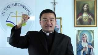 Son of God & Son of Man - Homily 25th Sunday in Ordinary Time Year B (9-23-2012) - Fr. Linh
