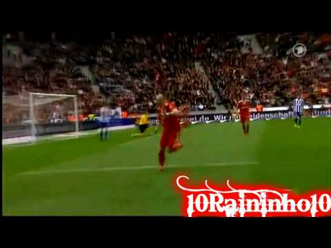 Arjen Robben 2010/2011 - The Red Spark of Munich HD Video