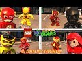 LEGO DC Super Villains All Speedsters Unlocked! Flash, Zoom, Johnny Quick, Wally West, Kid Flash! thumbnail
