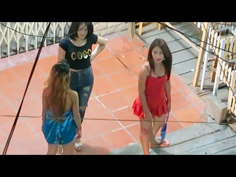 Cambodia Nightlife 2016 - VLOG 70 (bars, clubs, girls)