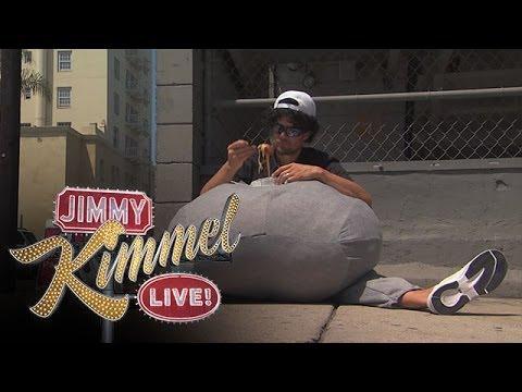 Josh Duhamel's 132-Pound Scrotum