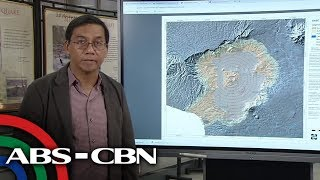 WATCH: Solidum explains Taal volcano 'worst-case' scenario map | ANC