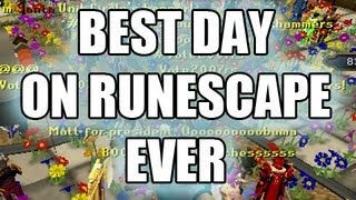 Most Fun on Runescape I've Ever Had