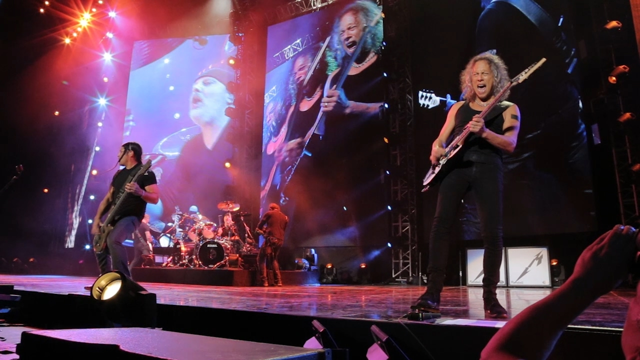 Metallica: Shanghai, China Recap (2017)