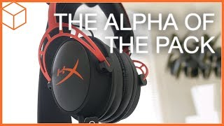 Dual Chamber Gaming Headset - HyperX Cloud Alpha