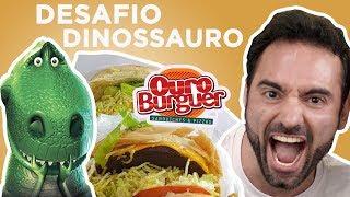 3 Dinosaur challenge (6.5 pounds, 8700kcal)