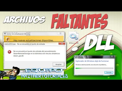Repara Errores de Windows XP 7 8  Mazthertutoriales