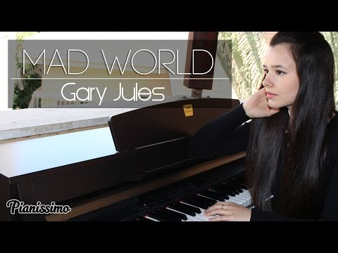 Gary Jules - Mad World | Piano cover by Yuval Salomon