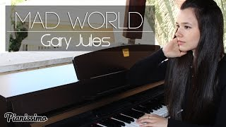 download lagu Gary Jules - Mad World  Piano Cover By gratis