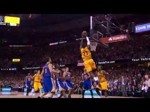 Top 5 NBA Plays: 2015 Finals Game 4