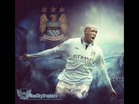• Toure Yaya | Manchester City  | Goals 2013-2014 HD •
