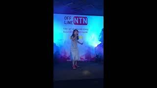 Quán quân Dương Ngọc Ánh hát quá hay trong buổi offline NTN Vlogs Nguyễn Thành Nam
