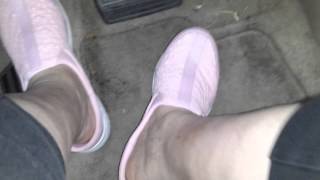 Impatient pink