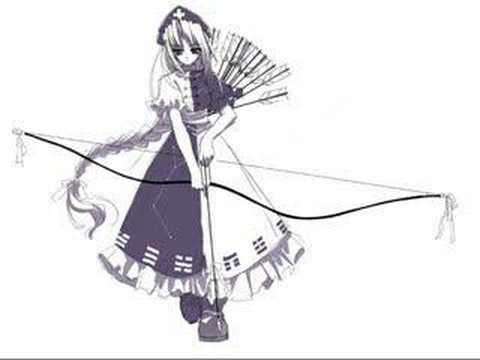 Eirin's Theme - Gensokyo Millenium ~ History of the Moon