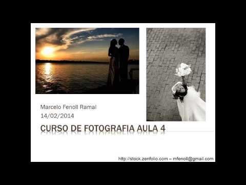 Curso de Fotografia Grátis - aula 4 - estudo da velocidade