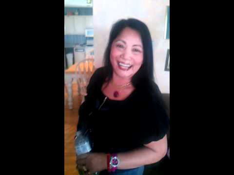 Filipino mom getting a picture....BUT its video!