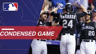 Condensed Game: NYM@COL - 6/20/18