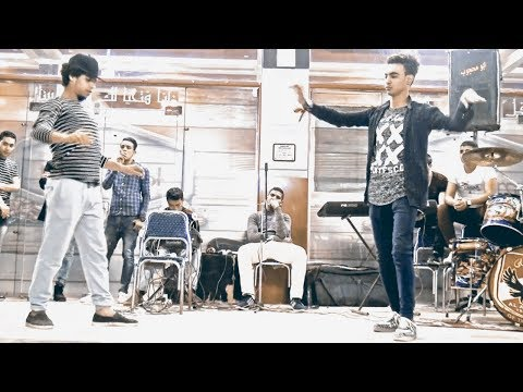 رقص هيب هوب و بريك دانس جامد من محمد الاجنبى و عبده فينو فى حفلة نجوم ملوى المنياء 2019 thumbnail