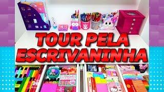 TOUR PELA ESCRIVANINHA - MARIANA COLLYER