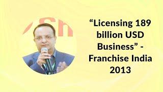 quot Licensing 189 billion USD Business
