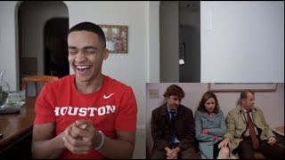 """Reacting to the Most Awkward Moments on """"The Office""""!! (HILARIOUS)"""