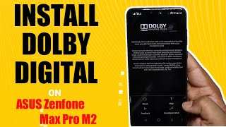 Asus Zenfone Max Pro M2 Tips & Tricks to install Dolby Digital without Root. Easy Guide in Hindi.