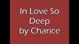 In Love So Deep by Charice Lyrics